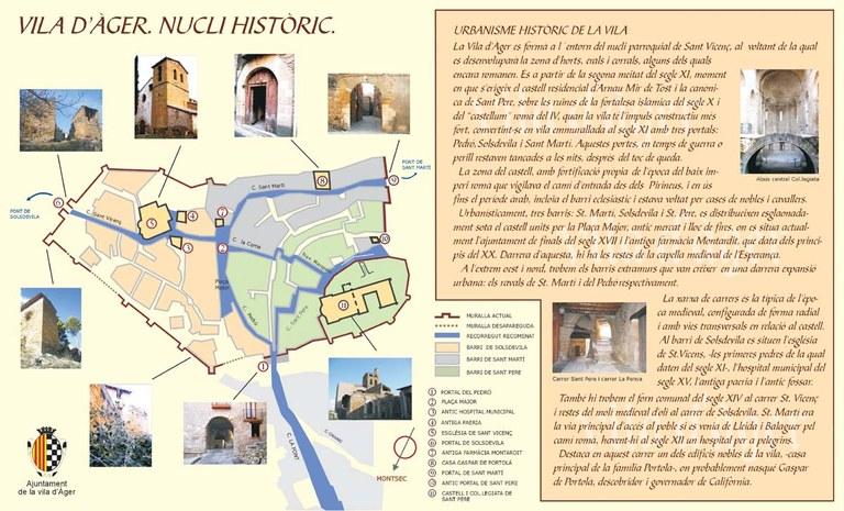 Itinerari històric de la vila