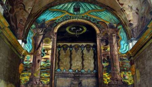 Pintures murals de la Capella del Calvari